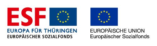 Freistaat Thüringen aus Mitteln des Europäischen Sozialfonds